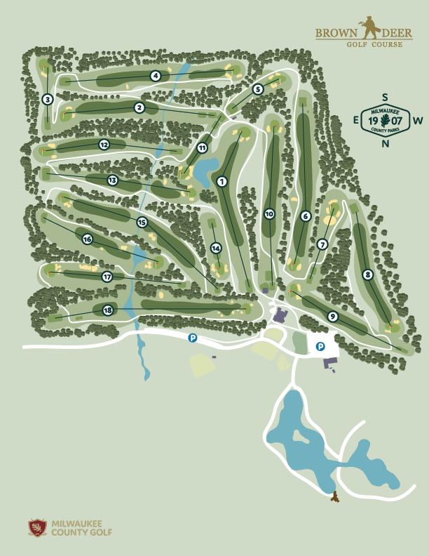 18+ Brown deer park golf course events viral