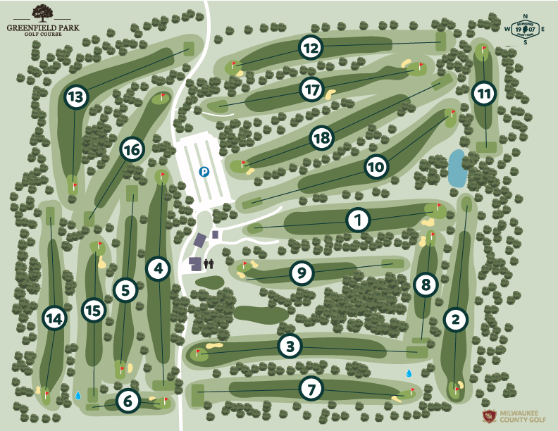 Greenfield Park Golf Course – MKE Golf