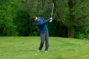 Chet Hendrickson Hansen Park Golf